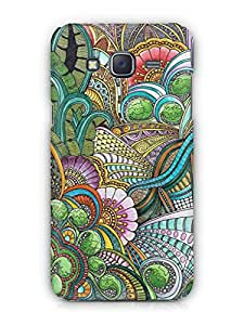 Cover Affair Nature Printed Back Cover Case for Samsung Galaxy J5 (2016)
