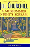 A Midsummer Night's Scream: A Jane Jeffry Mystery