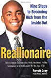 img - for Reallionaire: Nine Steps to Becoming Rich from the Inside Out book / textbook / text book