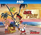 Jake and the Never Land Pirates [HD]: Sail Away Treasure / The Mystery of Mysterious Island! [HD]