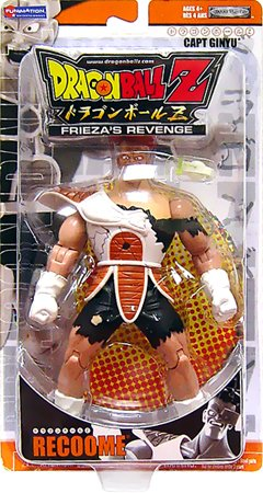 Buy Low Price Jakks Pacific Dragonball Z Frieza's Revenge Action Figure Racoome (B000WU32NK)