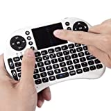 Rii Mini i8 2.4GHz Wireless Keyboard Touchpad for PC, TV Box, IPTV, Smart Phones