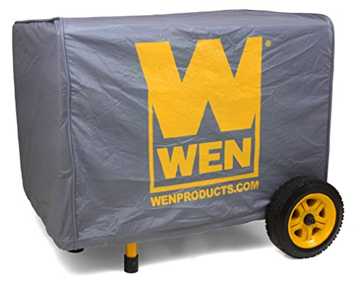 Wen 56409 Universal Weatherproof Generator Cover, Large