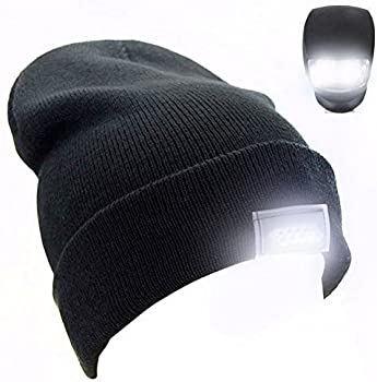 5-LED Winter Beanie Hat