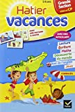 Cahier de vacances de la Grande Section vers le CP cover image