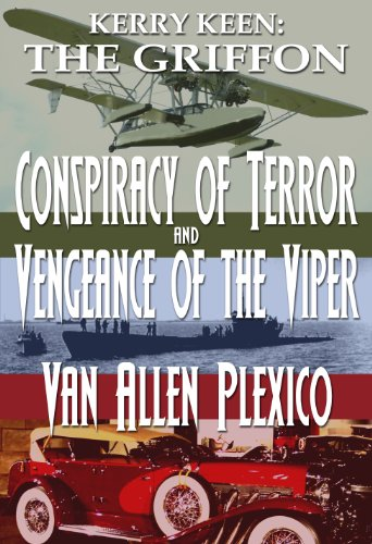 Kerry Keen - The Griffon in Conspiracy of Terror and Vengeance of the Viper PDF