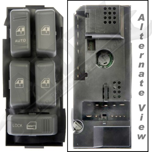 Apdty 012132 chevy s10 blazer tahoe suburban yukon bravada for 2000 suburban window regulator