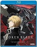 Broken Blade: The Complete Film Series [Blu-ray]