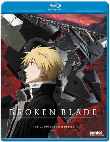 Cover art for  Broken Blade: Complete Collection [Blu-ray]
