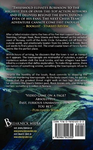 Callsign: Rook- Book 1 (a Stan Tremblay - Chess Team Novella) (Jack Sigler Thrillers)