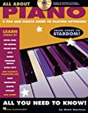 All About Piano - Sheet Music, CD