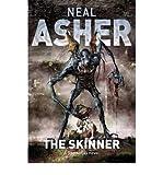 Skinner: A Spatterjay Novel (0330512528) by Asher, Neal