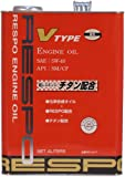 RESPO(レスポ) Vタイプ 5W40 4L [HTRC3]