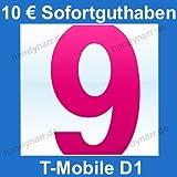 T-Mobile Xtra Call - Xtra Card - Prepaid Handy SIM Karte von D1 - nur 9 Cent/Min + SMS