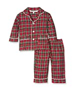 Allegrini Pijama Baby Boy (Rojo / Multicolor)