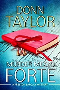 Murder Mezzo Forte by Donn Taylor ebook deal
