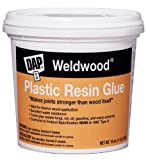 Dap 00203 Weldwood Plastic Resin Glue 1-Pound