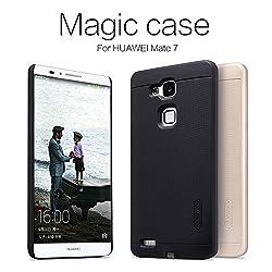NILLKIN QI Wireless Charging Receiver Magic Case for Huawei Ascend Mate7 - Black