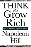 Cover of Think and Grow Rich by Napoleon Hill 1604591870