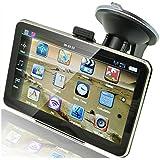 5 pouces GPS de Navigation automobile Sat 4GB US carte 6.0 FM Mp3 Mp4 USA STOCK(Carte des États-Unis)
