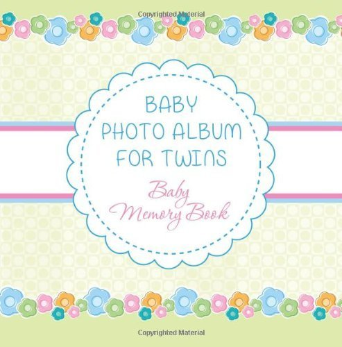 Baby Memory Books For Twins front-639681