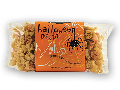 Pastabilities Halloween Fun Novelty Pasta, 14 Oz. Bag, (Pack of 4) (Halloween Pasta compare prices)
