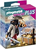 Playmobil - Gloomy Pirate with Treasure Chest 4767