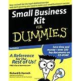 Small Business Kit For Dummies ~ Richard D. Harroch