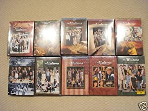 Waltons: Complete Seasons 1-9 & Movie Collection by Warner Home Video