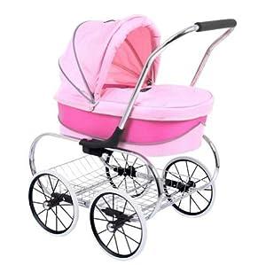 Amazon Com Valco Baby Classic Stroller Pink Princess
