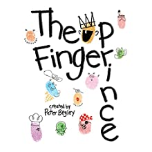 The FingerPrince Audiobook by Peter Begley Narrated by Peter Begley