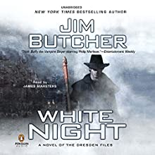 White Night: The Dresden Files, Book 9 | Livre audio Auteur(s) : Jim Butcher Narrateur(s) : James Marsters