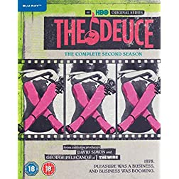 The Deuce: Season 2 [Blu-ray]