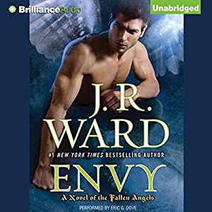 Envy: A Novel of the Fallen Angels | [J.R. Ward]
