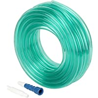 JONDHAN 0.5 Inch 15 Meter Green PVC Pipe With Connector And Adapter