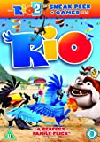 Rio (with Rio 2 sneak peek) [DVD]