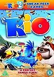 Rio (with Rio 2 sneak peek) [DVD]