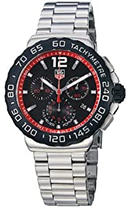 Mens Watch Tag Heuer CAU1116BA0858 Formula One Stainless Steel Formula 1 Quartz