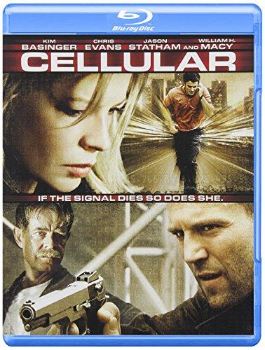 Blu-ray : Cellular (Blu-ray)