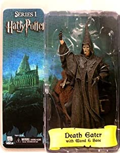 "NECA ""Death Eater"" Harry Potter Series 1 Action Figure"