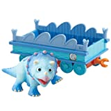 510  OfUE%2BL. SL160  Dinosaur Train   Collectible Tank With Train Car