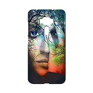BLUEDIO Designer Printed Back case cover for Asus Zenfone 3 (ZE520KL) 5.2 Inch - G2198