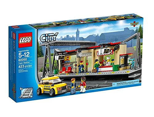 LEGO City Trains 60050 - Stazione Ferroviaria