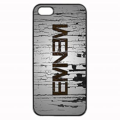 Eminem Image Protective Iphone 5s / Iphone 5 Case Cover Hard Plastic Case for...