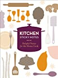 img - for Kitchen Sticky Notes: Helpful Notes for the Home Cook book / textbook / text book