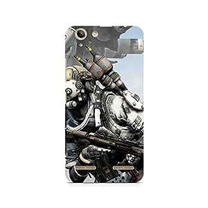 TAZindia Designer Printed Hard Back Case Cover For Lenovo K5 Plus
