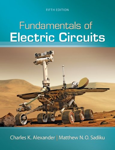 Fundamentals of Electric Circuits by McGraw-Hill Science/Engineering/Math