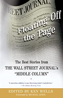 Floating Off The Page (Wall Street Journal Book)