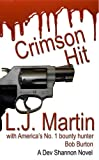 img - for Crimson Hit - The Manhunter Series book / textbook / text book