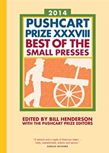 Pushcart Prize anthology 2014